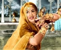 Nargis Mughal-e-Azam Bollywood