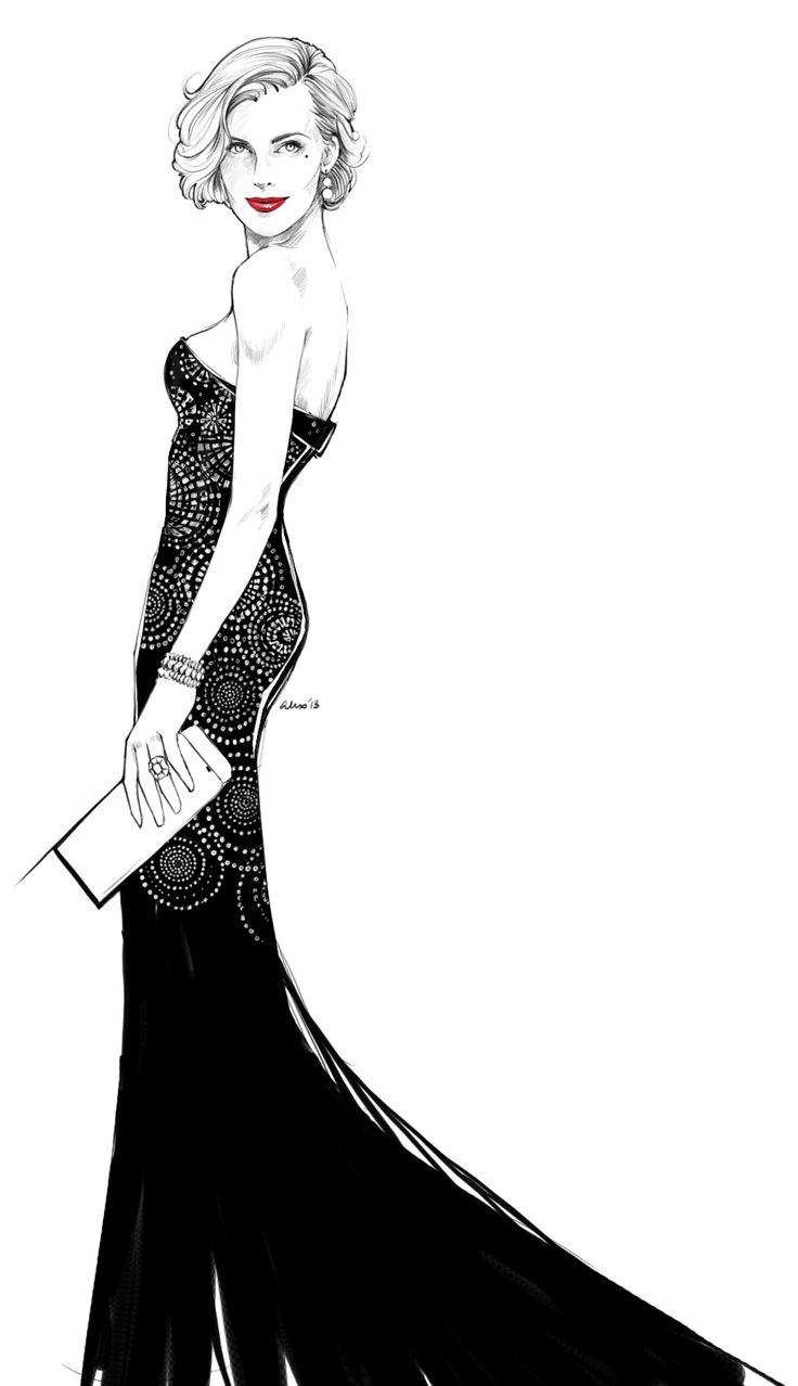 Tops fashion design sketches flat fashion sketch top 045 - Alex Tang Illustrations Sketch Fashionfashion Drawingsfashion Artfashion Designillustration