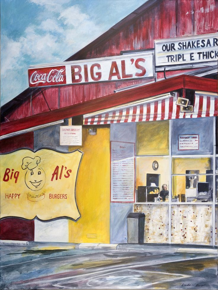 Big Al's, Chico, CA.  Best shakes in the area!  Chocolate, marshmallow, peanut butter is my favorite.