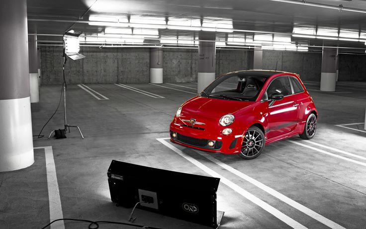 2012 Fiat 500 Abarth - Provided by MotorTrend