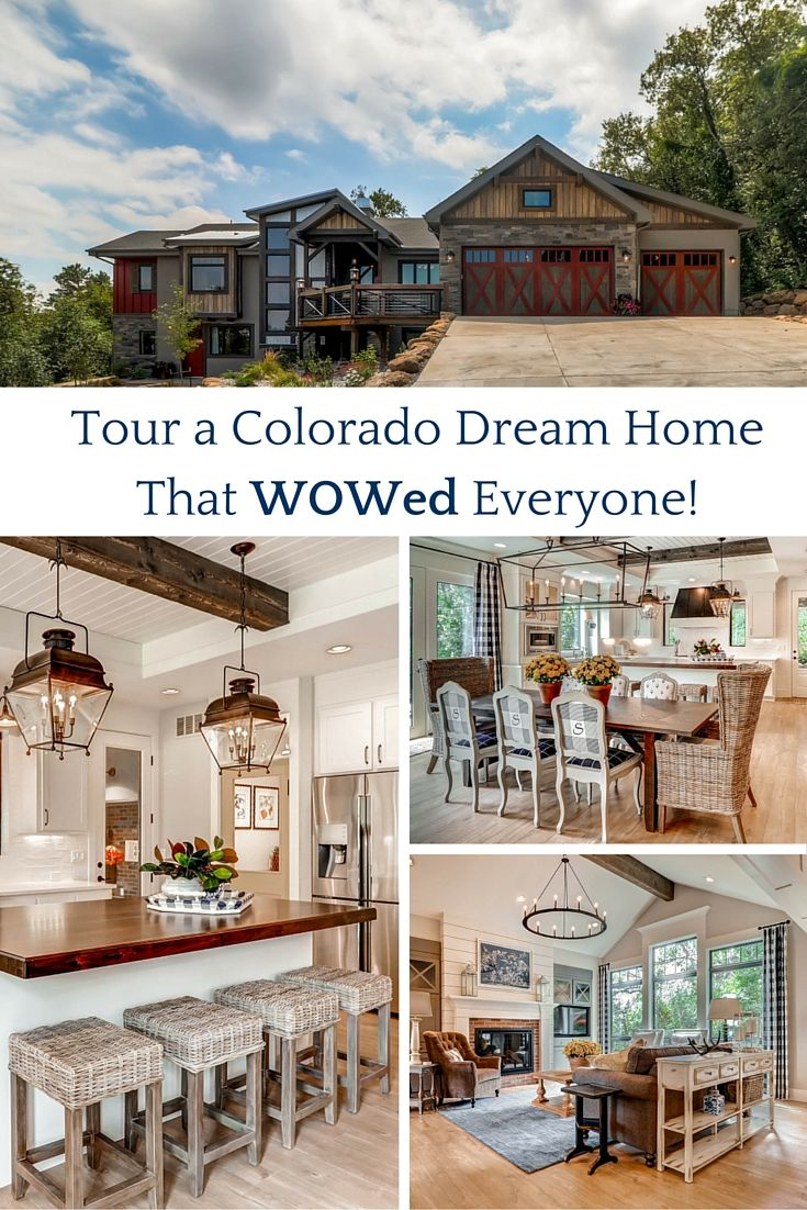 winning dream home design. Get inspired by touring this Award Winning Colorado Dream Home our  customers All About Design 53 best Tours images on Pinterest Coastal living Homes and