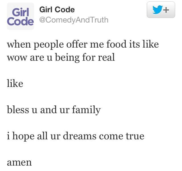 Lmao.. Girl Code