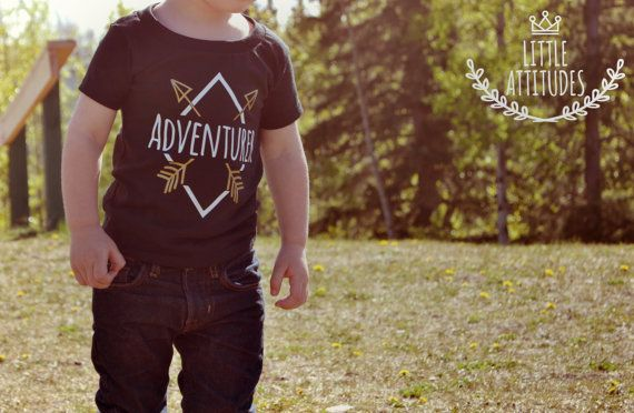 Adventurer Vinyl Bodysuit // Infant & Toddler by LittleAttitudes