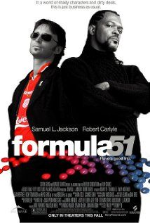 Formula 51 (2001) -- So this movie is a bit strange with some odd moments but it all adds up to a hilarious package. In the end, the horrible stuff happens to skinheads and drug dealers, so who cares?