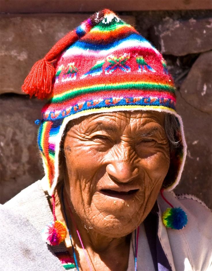 Aymara man