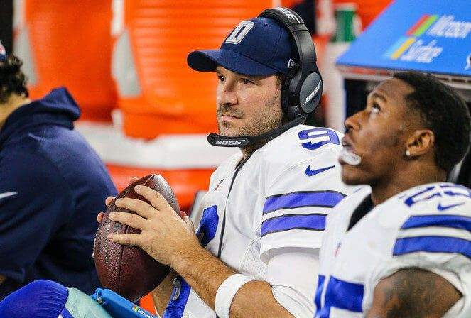 Report: Cowboys QB Tony Romo to leave football for broadcasting = After much deliberation, Dallas Cowboys quarterback Tony Romo will retire from football. The Cowboys plan to release him Tuesday, but he will not seek offers from other teams. Instead, Romo will head into the broadcasting booth next season, according to ESPN NFL Insider Adam Schefter. The Dallas Morning News reports the Cowboys will designate Romo as a June 1 cut, which means his salary cap hit will be…..