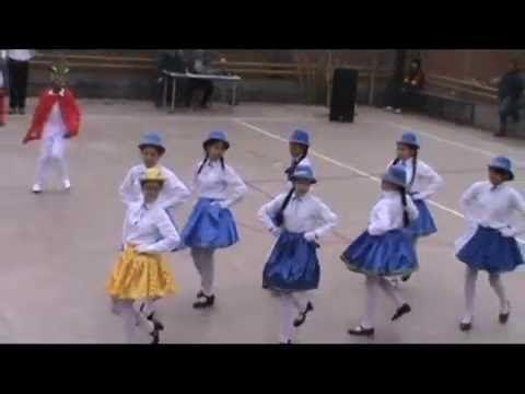 CEREMONIA MAPUCHE POR LOS SEXTOS AÑOS 2016 DE LA ESCUELA ESPAÑA DE CURICÓ. - YouTube