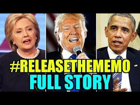 #RELEASETHEMEMO - FULL STORY - OBAMGATE IS FAR WORST THAN WATERGATE