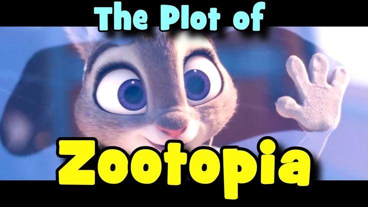 The Plot of Zootopia in Urban Vernacular