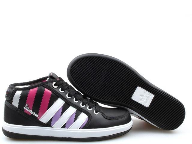 UK Adidas Rivet Female Tide Leisure Sports G61000 Shoes Women Black HQ90664  | SNEAKERS | Pinterest | Adidas, Shoes women and Black