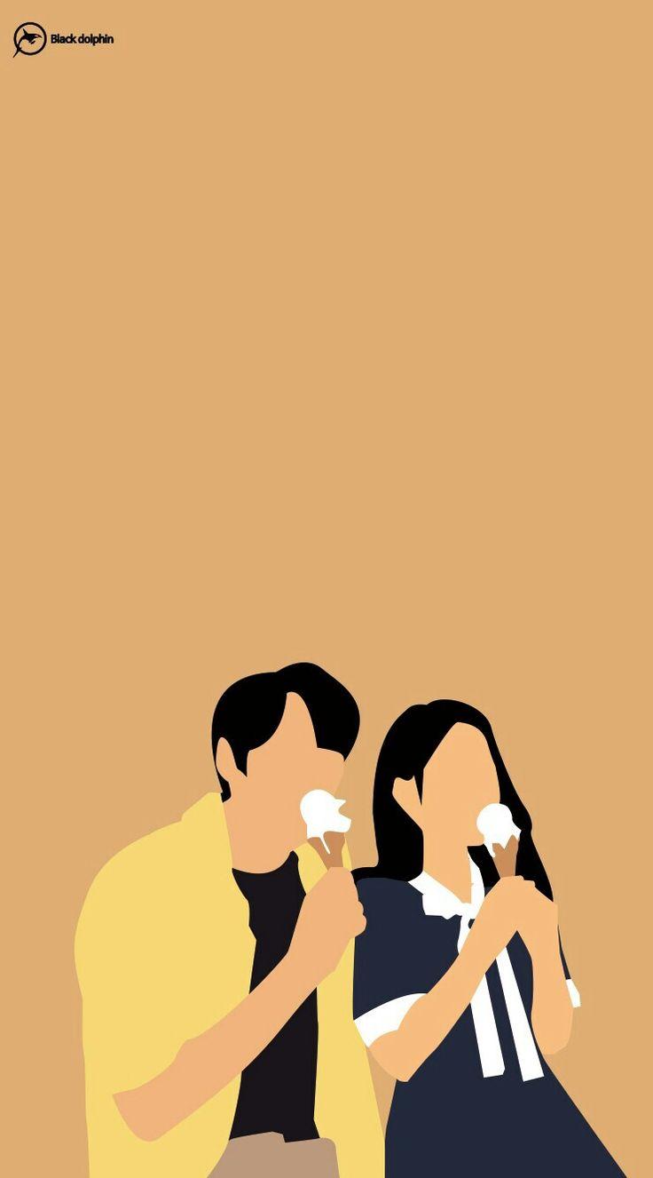 #일러스트 #영화 #너의결혼식 #캐릭터 #박보영 #김영광 #그