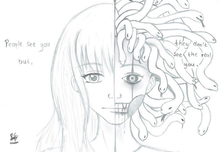 Dark Side by MinakoMina on @DeviantArt