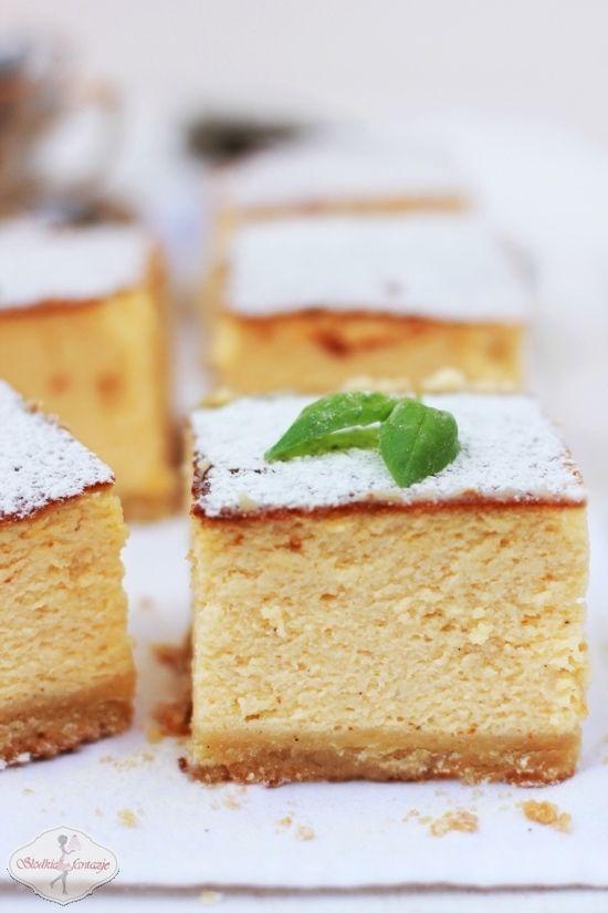 Tradycyjny polski sernik mojej mamy / Traditional Polish cheesecake my mom