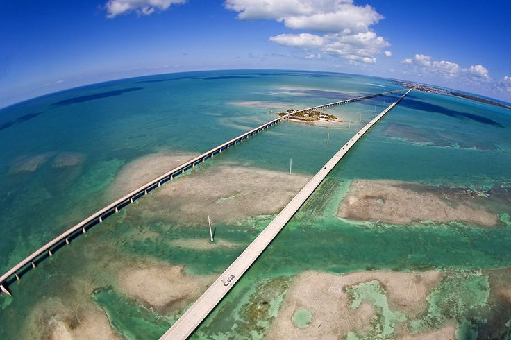 FLORIDA: Overseas Highway | The 20 Most Scenic Drives In America