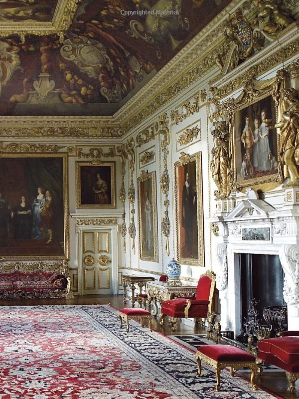 Country Home Interior Design: 17 Best Images About British Palladian Architecture On