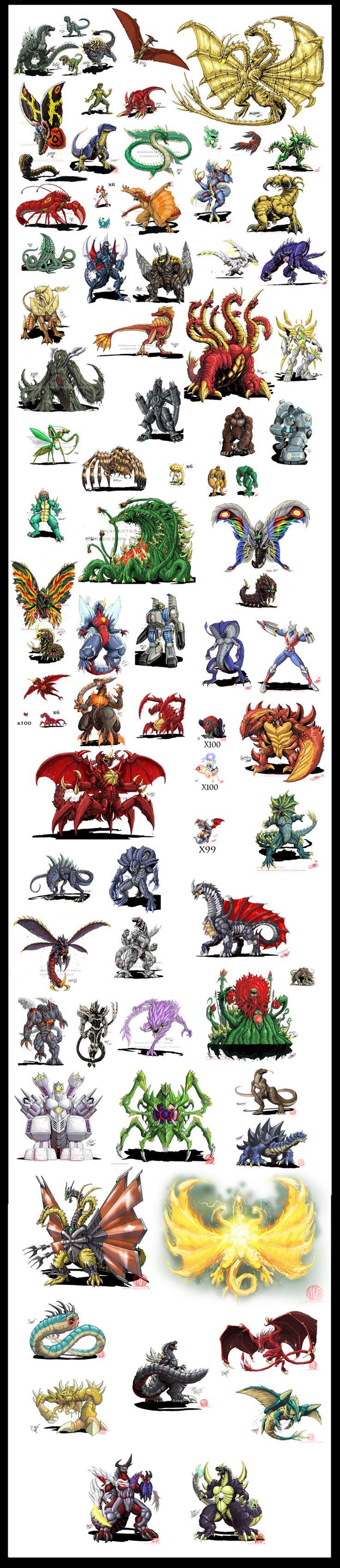 454 best monsters images on pinterest jurassic park creature