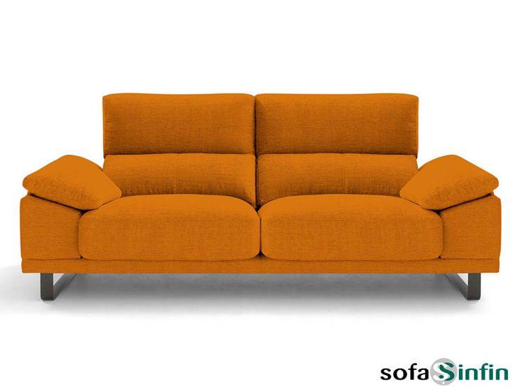 Sofassinfin.es Sofá de estilo moderno modelo House de Divani Star.