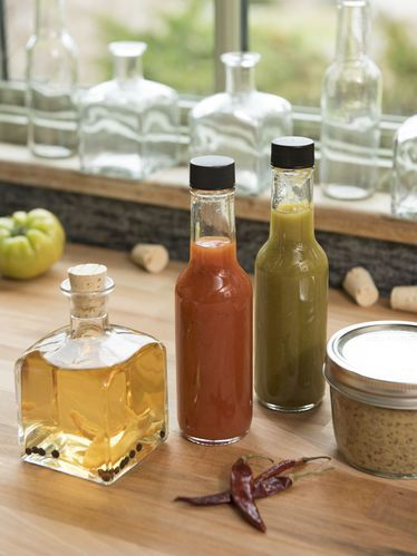 Hot sauces and Sauces on Pinterest
