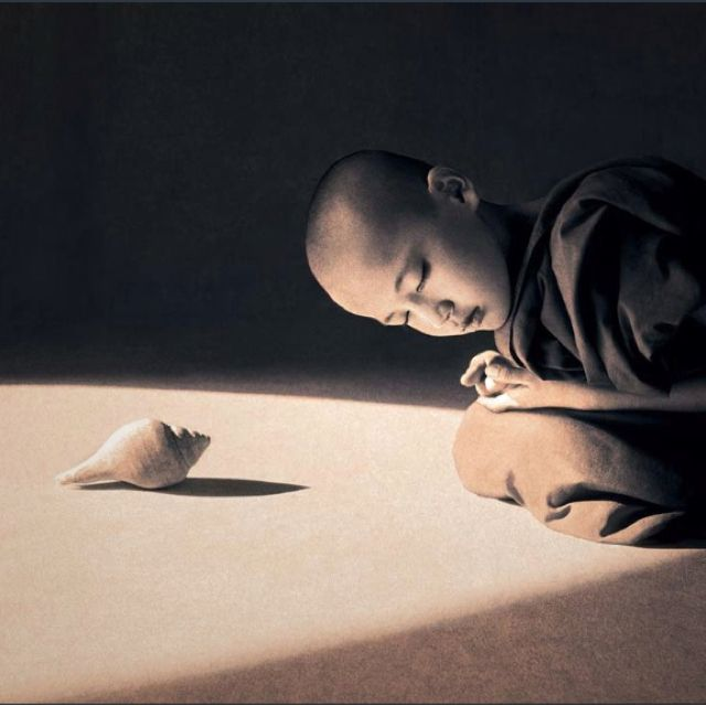 Listen to the Silence... Photo: Gregory Colbert ..*