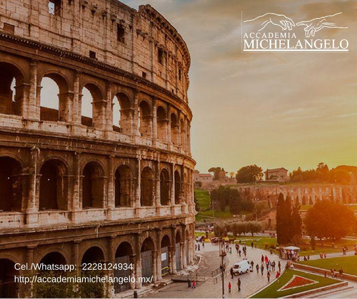 La meraviglia architettonica Colosseo