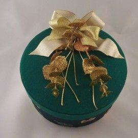 Dekoracyjne pudełko świąteczne