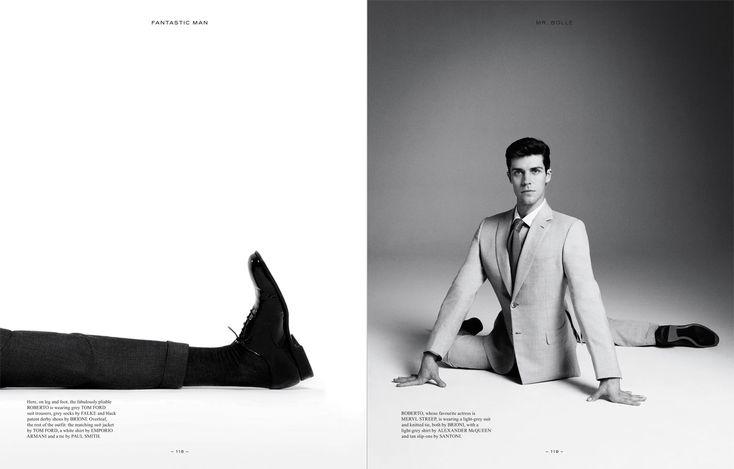 Andreas Larsson – Fantastic Man