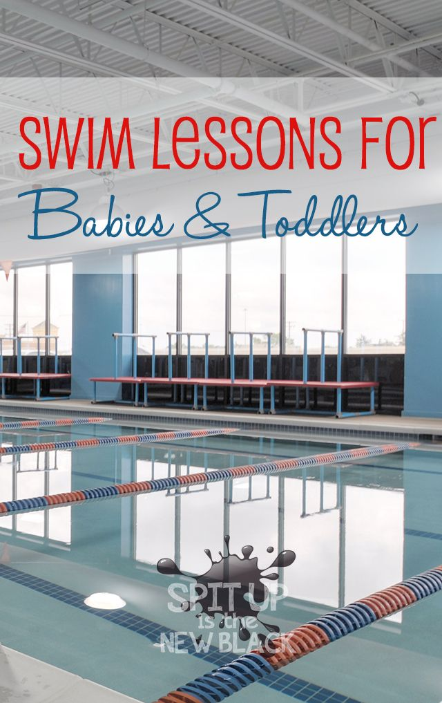 Why did I sign by baby and toddler up for swim lessons? Read more to find out the importance of swimming lessons for babies and toddlers.