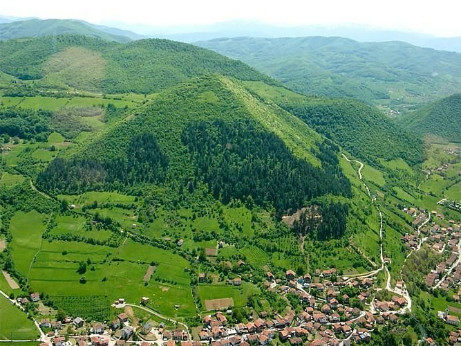 The newly discovered pyramid complex in central Bosnia is the most recently added archaeological site in Europe, and quite possibly one of the oldest monuments on the continent. The Bosnian Pyramid, or Visočica Hill, is the first confirmed pyramid to be discovered in Europe. The hill incorporates all of the classical elements of a true pyramid. The Bosnian Pyramid features a flat top, four perfectly shaped 45-degree slopes, four corners precisely oriented to the four cardinal...