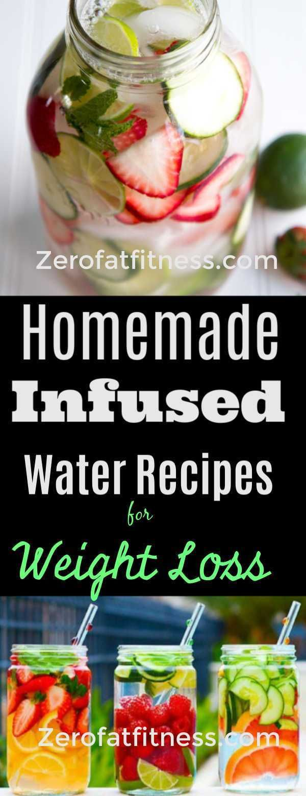 7 Fat Burning Infused Detox Water Recipes for Weight Loss and Flat Belly – Diet options