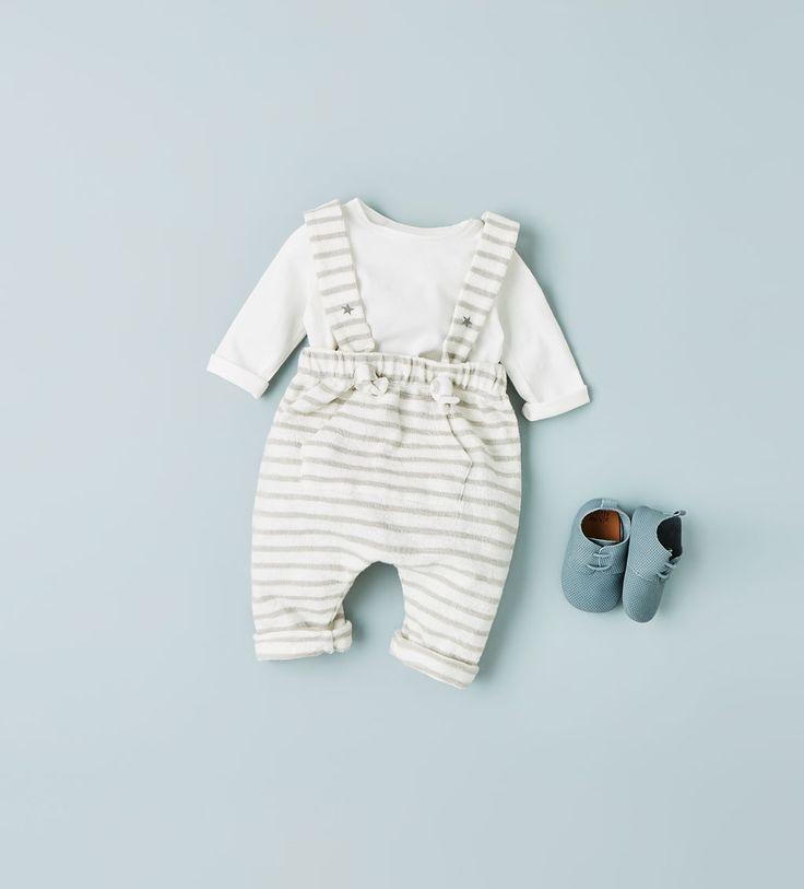 Baby tøj fra Zara.  ORGANIC COTTON-MINI