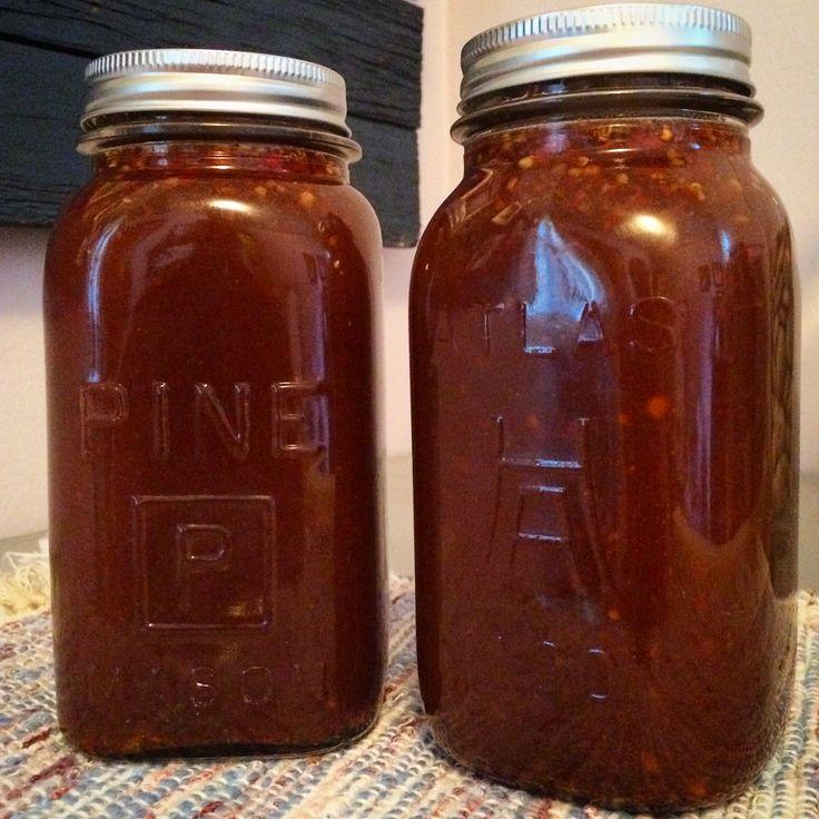 "do this kind of North Carolina vinegar ""barbecue"" sauce in Kansas C..."