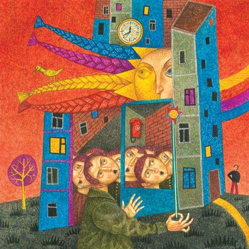 Yury Kruglikov Mitrengi   Artworks for MIATNA's CD Mitrengi (2010)