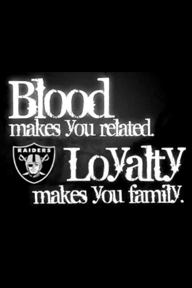 My team for life!!! #Oakland #Raiders @Sarah Vander Veur