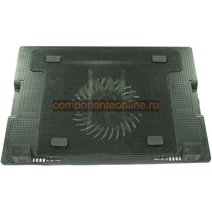 Suport pentru laptop, cu 1 ventilator - 114890