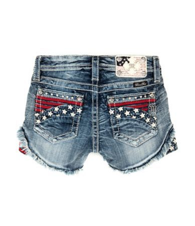 Shop for Miss Me Girls 7-16 Americana Denim Shorts at Dillards.com. Visit Dillards.com to find clothing, accessories, shoes, cosmetics & more. The Style of Your Life.