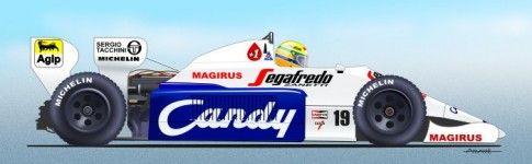 '1984 Tolemen TG184 – Hart 1.5T (Monaco GP)