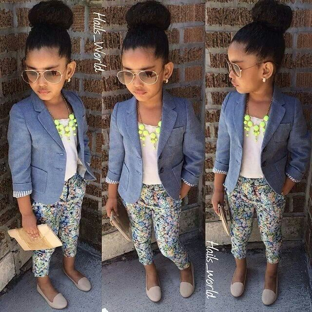 Everyday Outfit Ideas for Little Girls