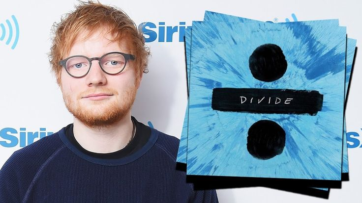 "Ed Sheeran Releases ENTIRE ""Divide"" Album On YouTube & Spills Taylor Swi..."