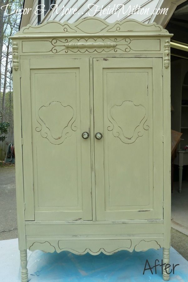 Color Versailles Chalk Paint 174 By Annie Sloan On
