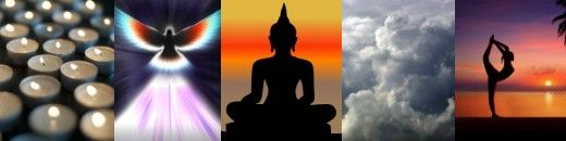 """Which is the top online sources for spirituality and metaphysics in the world today? A self-professed """"psychic junkie"""" has set out to investigate and find the world's 10 best spirituality websites."""