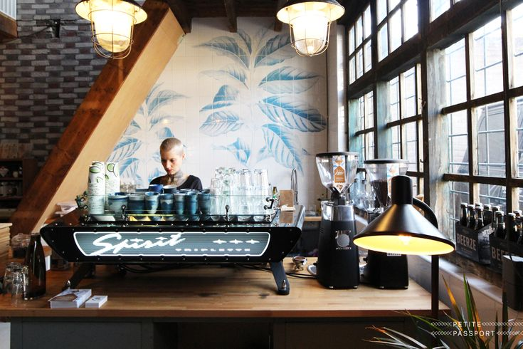 1329 best images about interiors bakery coffee shop on for Mobiliario de bar