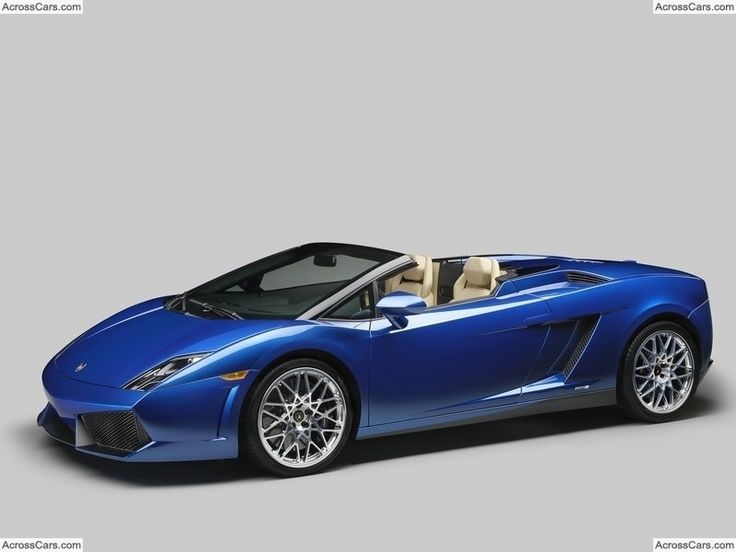 Charmant Lamborghini Gallardo LP550 2 Spyder (2012)