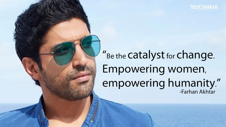 farhan akhtar quotes in english - Google Search