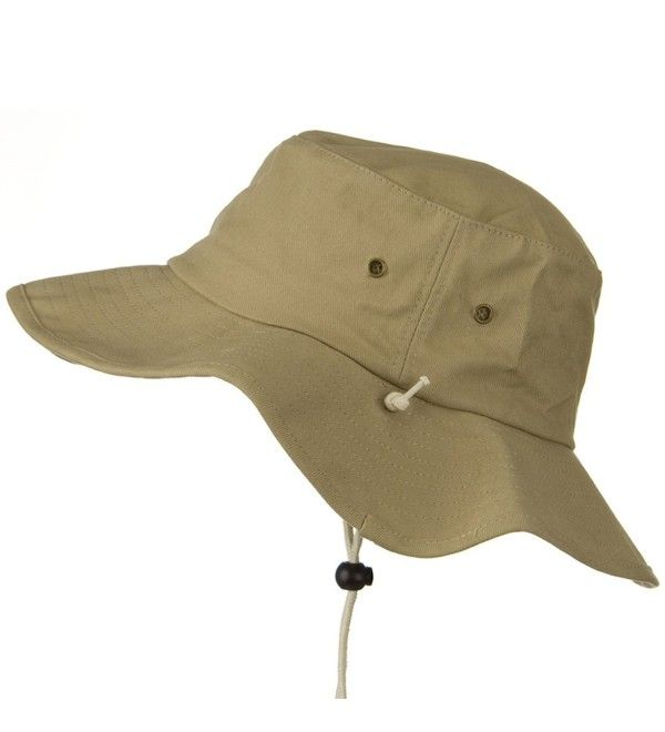 141a02688b78fa Hats & Caps, Men's Hats & Caps, Sun Hats, Big Size Cotton Australian Hat  Khaki (For Big Head) CR110J6BAY1 #Men #Hats #Caps #Style #shopping #fashion  #Sun ...