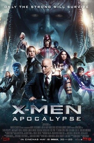 X-Men - Apocalypse [2016] [Hdts screener] Latino - http://CineFire.Tk