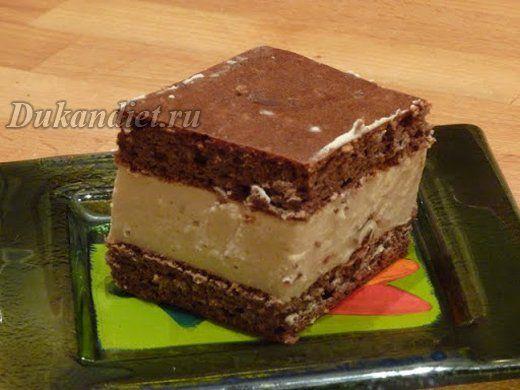 Торт «Шокофрут» | Диета Дюкана
