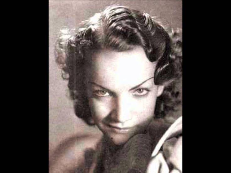 Carmen Miranda in 1931
