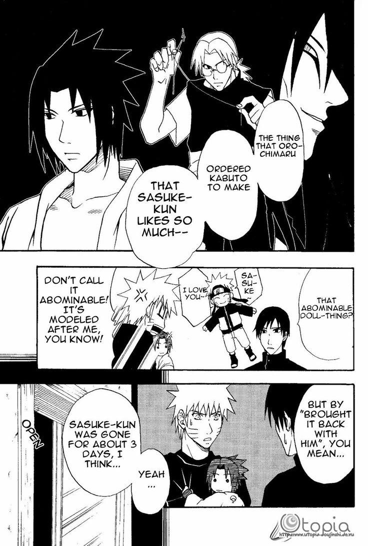 Read Naruto dj - Giga Ch.1 Page 1 Manga Online At Mangago, the family of Yaoi fans.