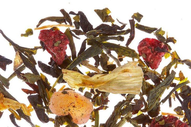 #Althaus #Tea Ginseng Flight of Dragon #WeBrew www.WeBrew.coffee #Passion