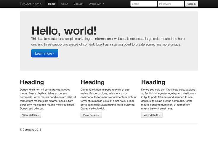 Фреймворк для более быстрой и удобной Web-разработки. Пс: разработчик за 2 два часа может быстренько и бес проблем слепить нужный шаблон для заказчика. Стоит около 20$